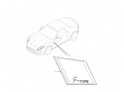 Jaguar F-Type Body Decal Set